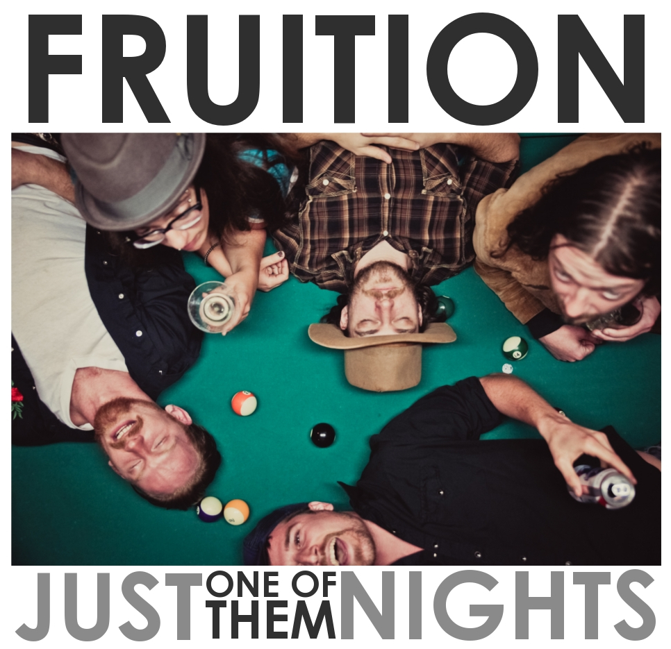 """Album Review: Fruition's """"Just One of Them Nights"""""""