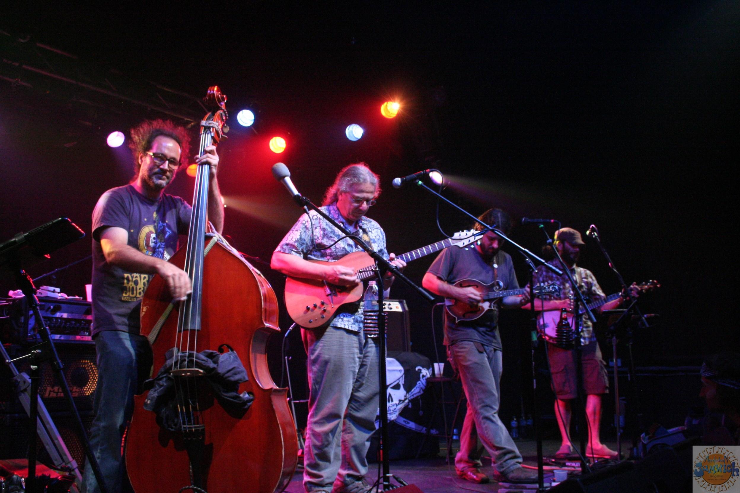 Rumpke Mountain Boys, Floodwood and David Gans – Pittsburgh, PA – 9/11/13