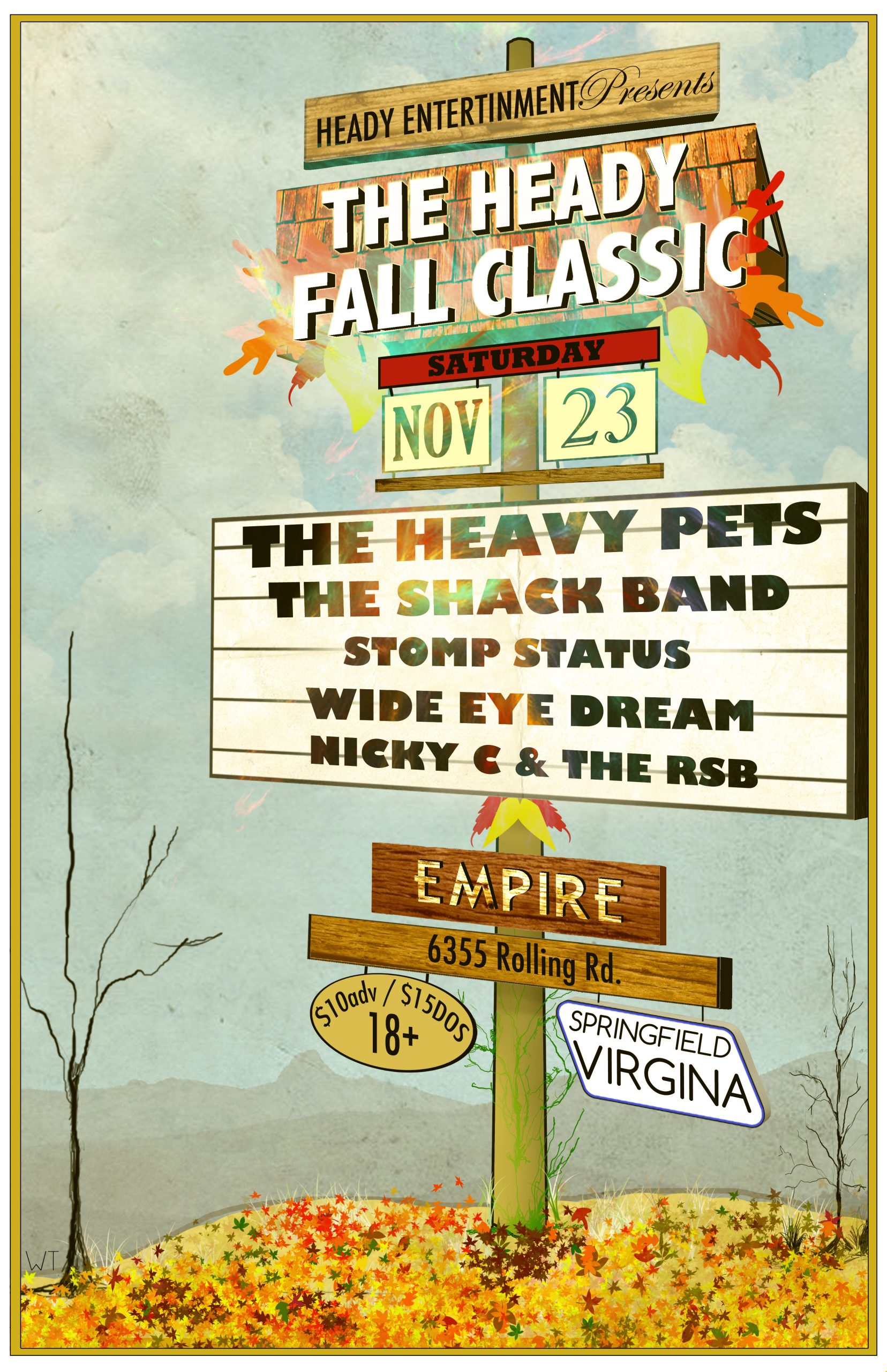 Heady Entertainment Announces the First Annual Heady Fall Classic!