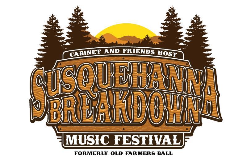 The Susquehanna Breakdown Music Festival  ** Full Lineup & Camping Announced **