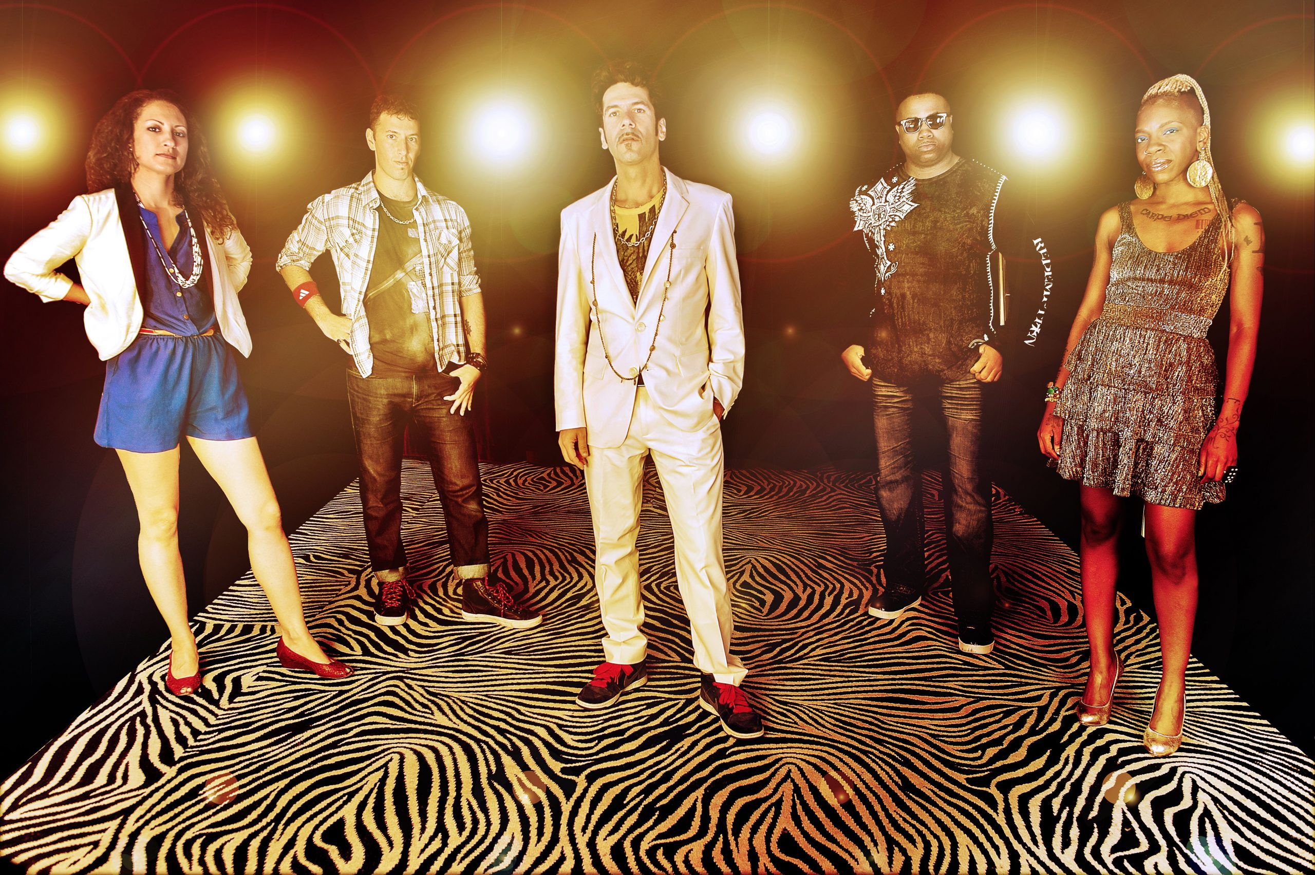 New Music and Tour Dates from The Pimps of Joytime!