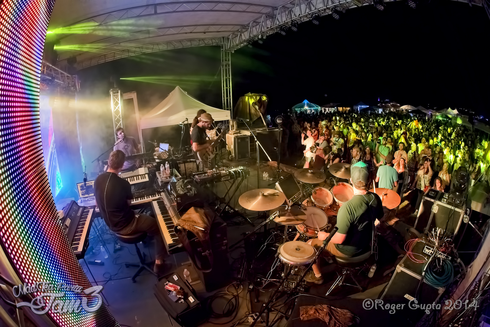 The Mad Tea Party Jam Review June 19-22, 2014