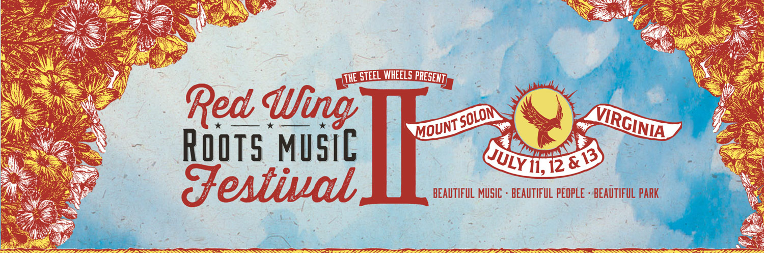 The Steel Wheels announce full lineup of artists for second annual Red Wing Roots Music Festival