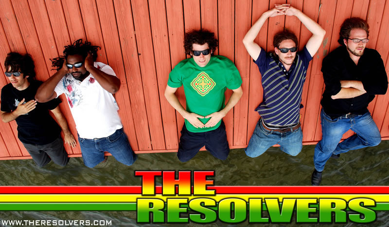 The Resolvers Announce the Release of Two New Records + Tour!