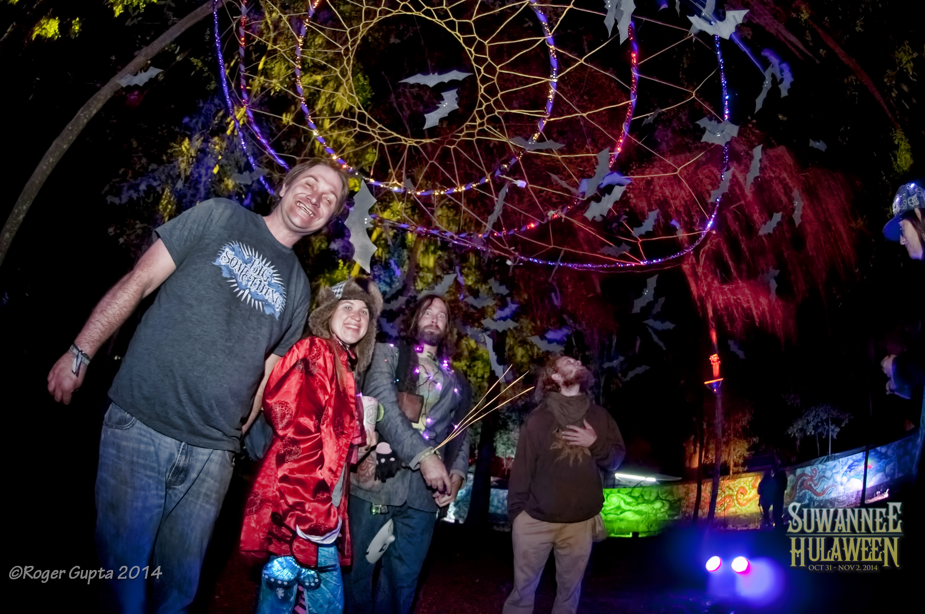 Suwannee Hulaween 2014 Review & Photos