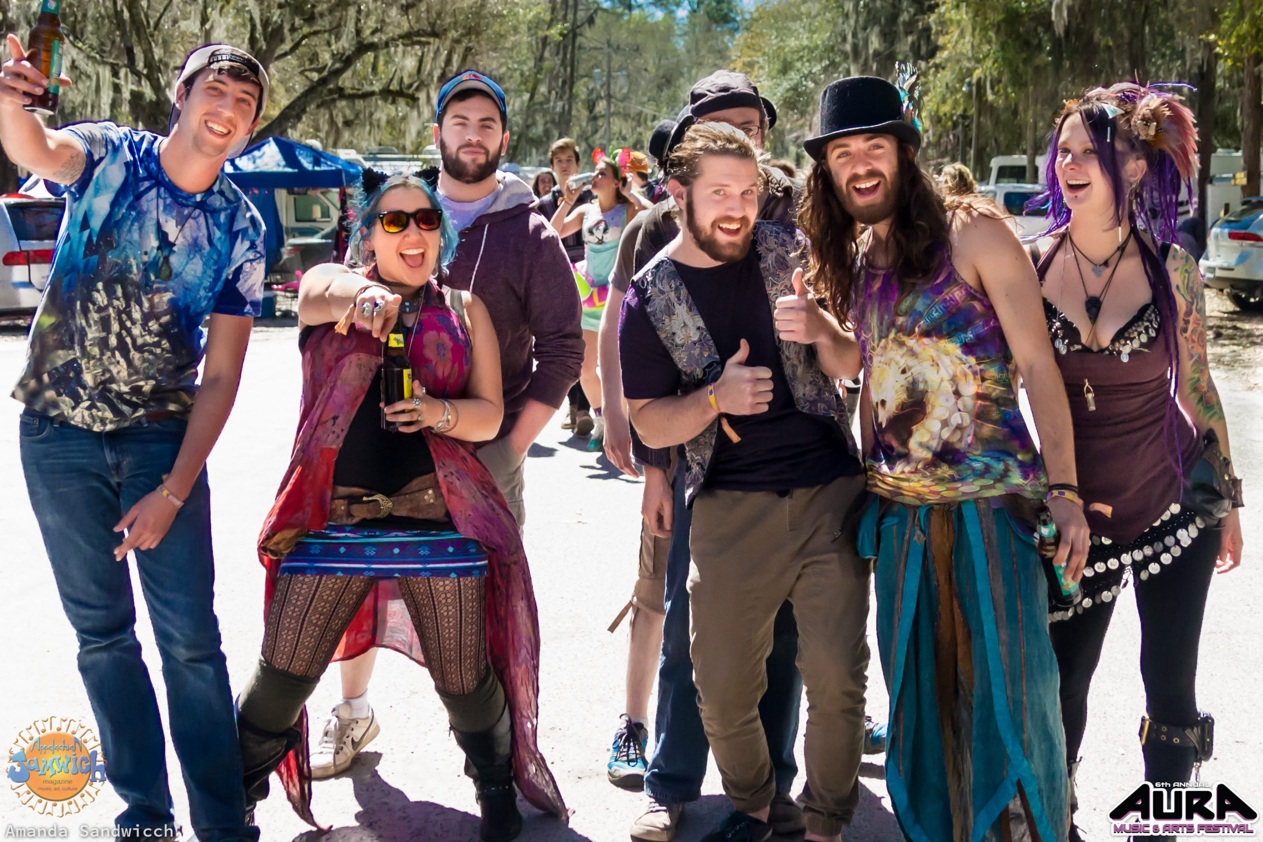 AURA Music Festival Review, March 6-8, 2015