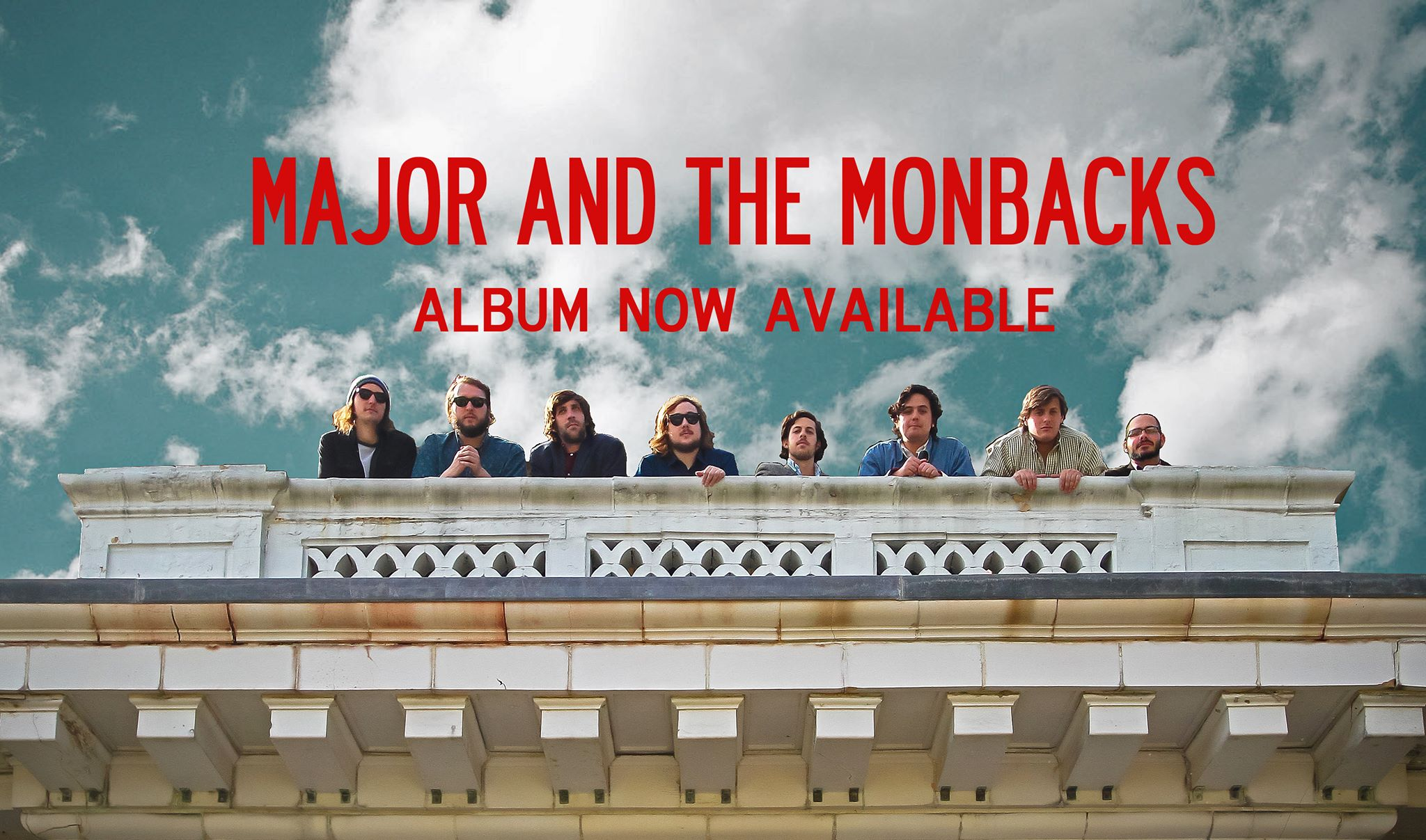 Major and the Monbacks Album Release Show Review