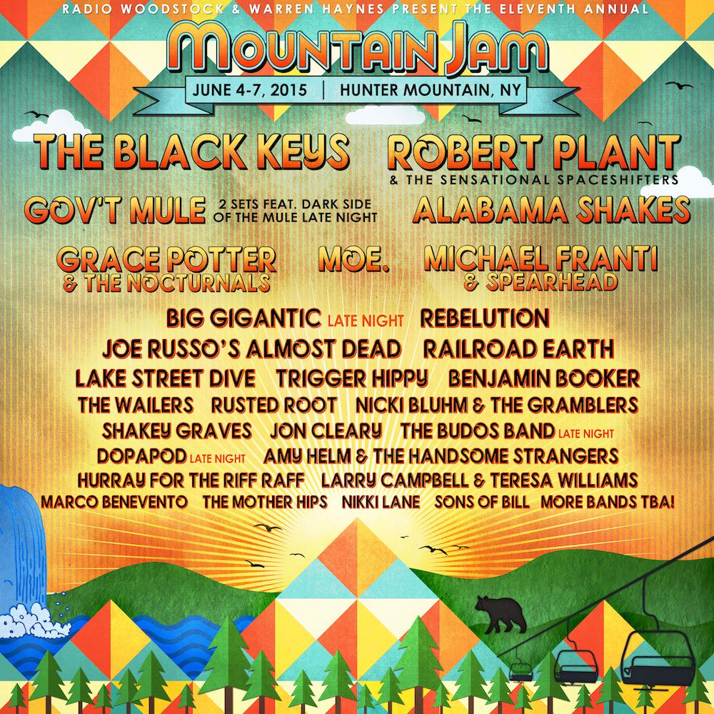 Mountain Jam Preview: Interview with Founder Gary Chetkof