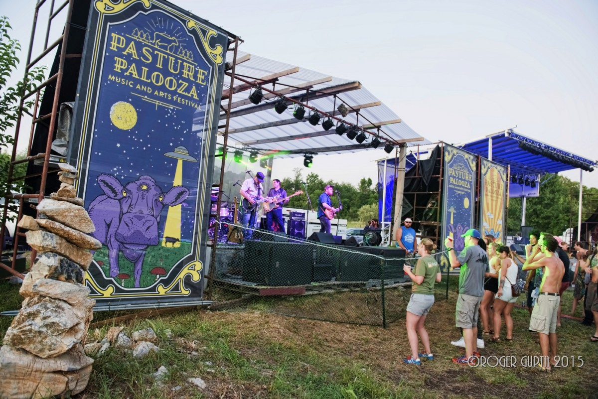 Pasture Palooza July 20-Aug 2, 2015 Review