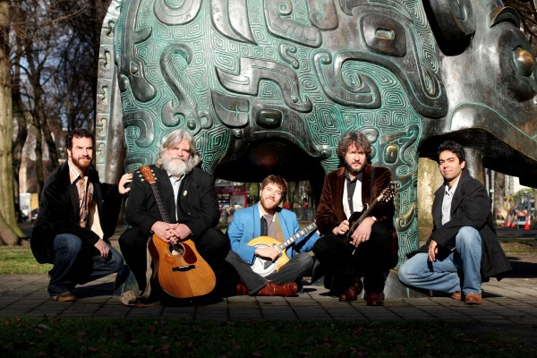 Leftover Salmon to play The Hamilton Oct. 25th