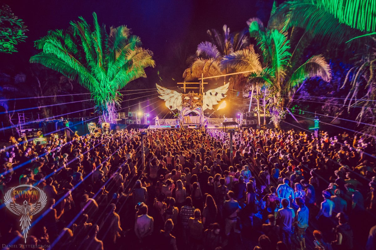Envision Festival – Costa Rica 2016 Expands Horizons to New Educational Retreats