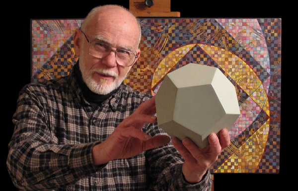 Exclusive Interview with Charles Gilchrist : Master of Mandalas