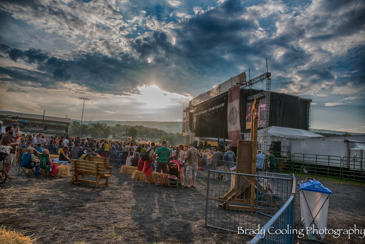 Delfest Review, May 26-29, 2016, Cumberland, MD