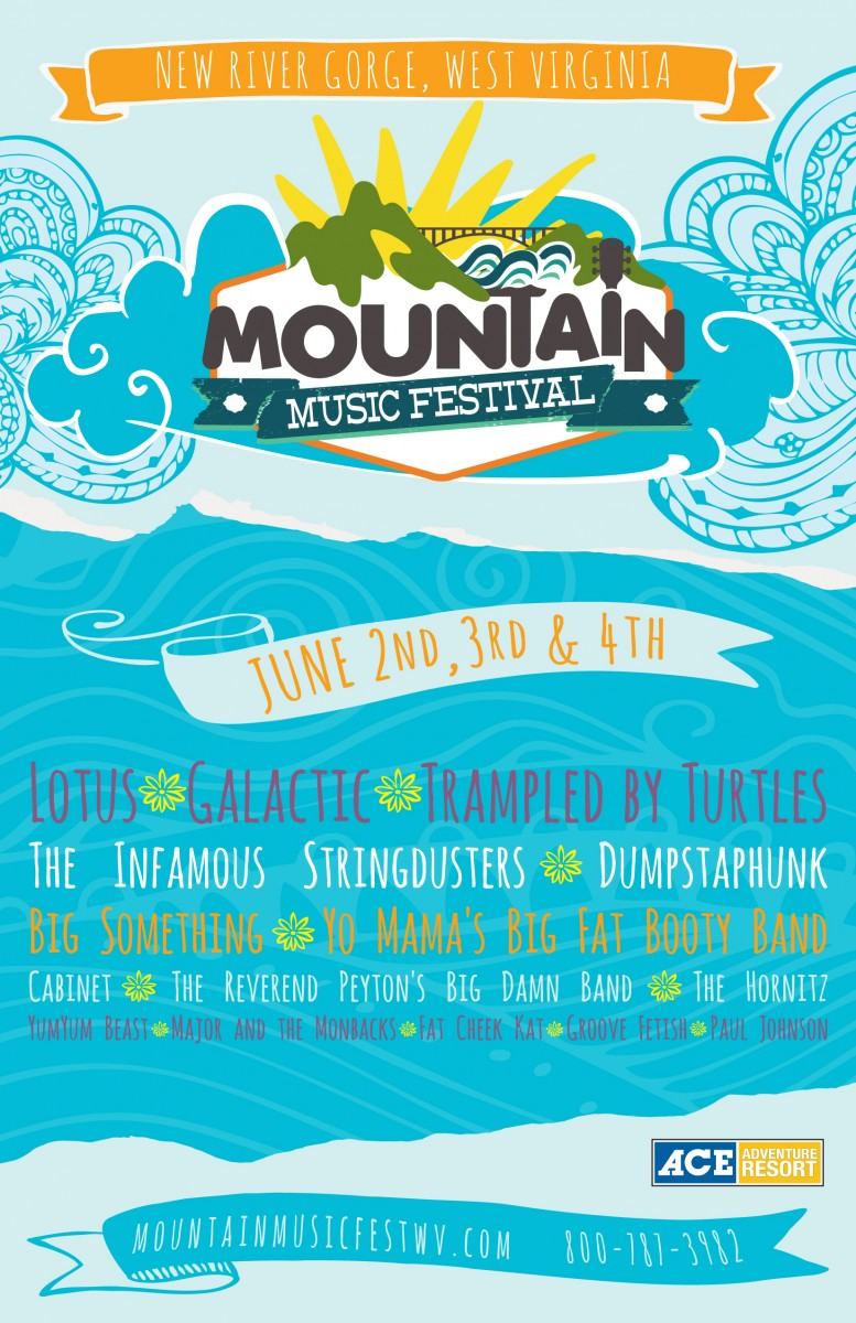 Mountain Music Festival Preview THIS WEEKEND June 2-4 in Minden, WV