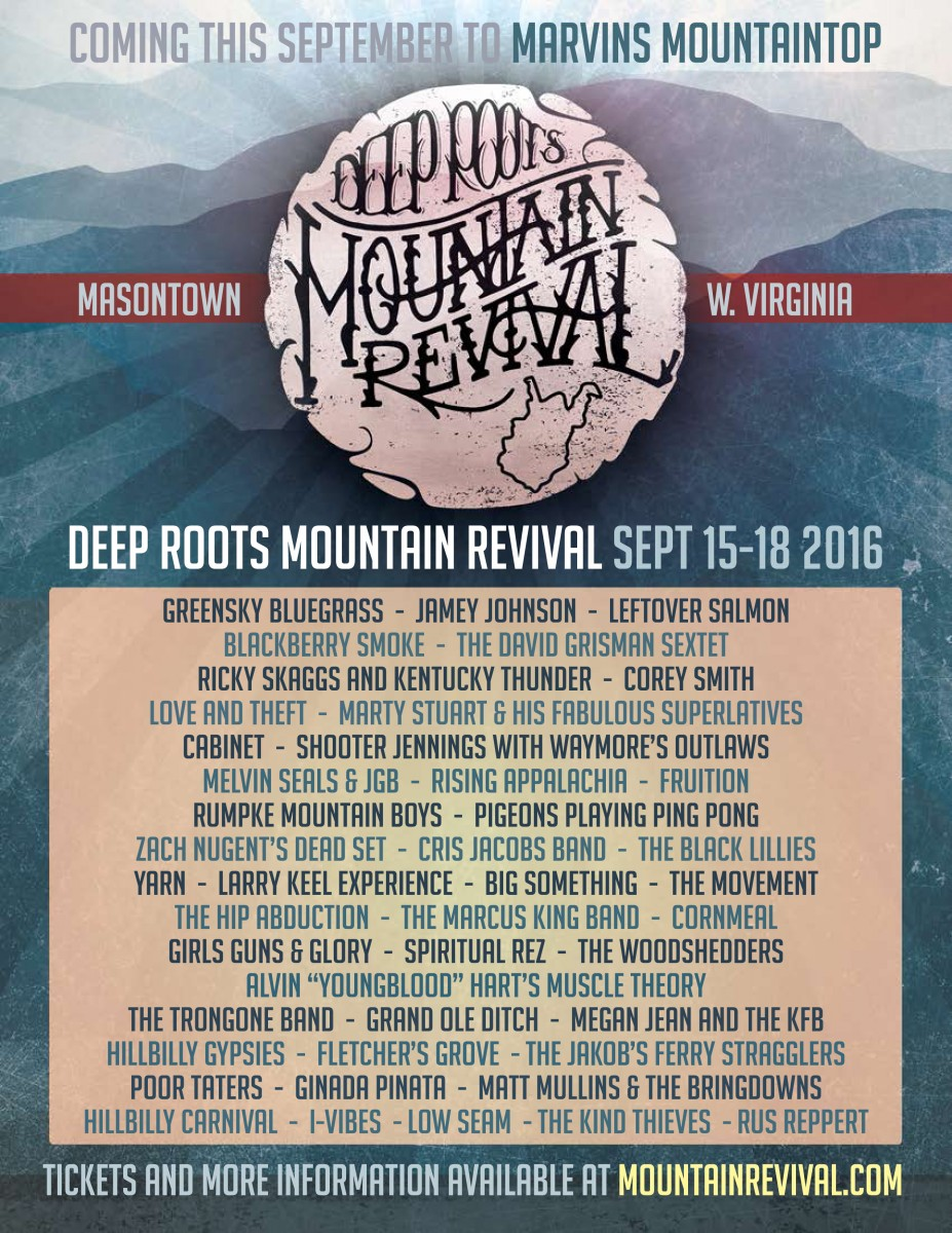 Exclusive Interview with the Organizer of Deep Roots Mountain Revival