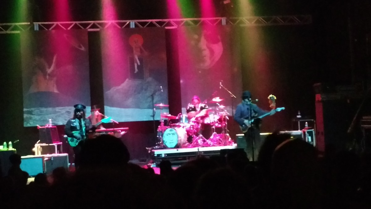 Claypool Lennon Delerium 08.12.16 @ EXPRESS LIVE!, Columbus, OH: Show Review