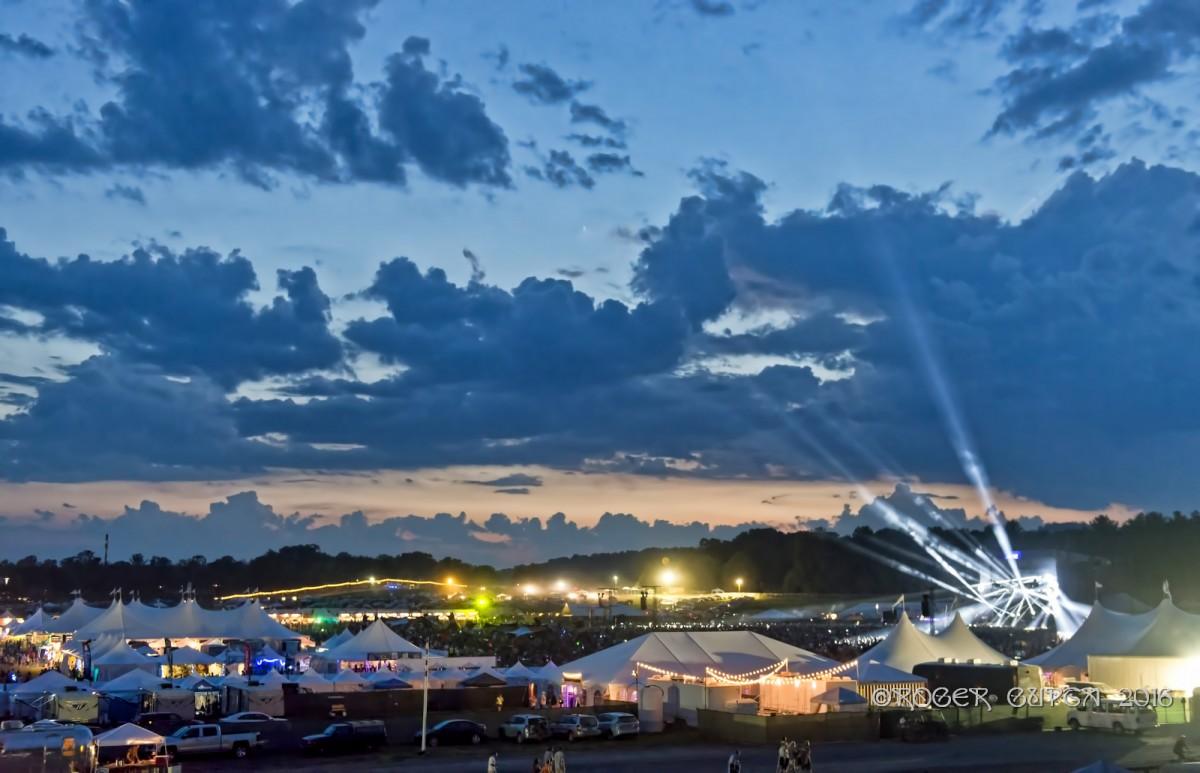 LOCKN' Music Festival Review, Aug 25-28, 2016, Arrington, VA