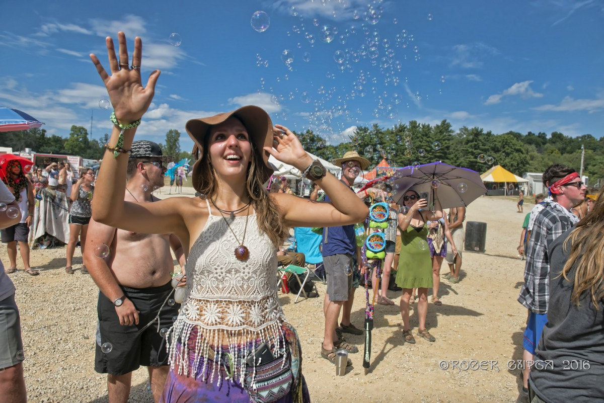 Resonance Music and Arts Festival Review : Sept 22-24, 2016, Legend Valley, OH