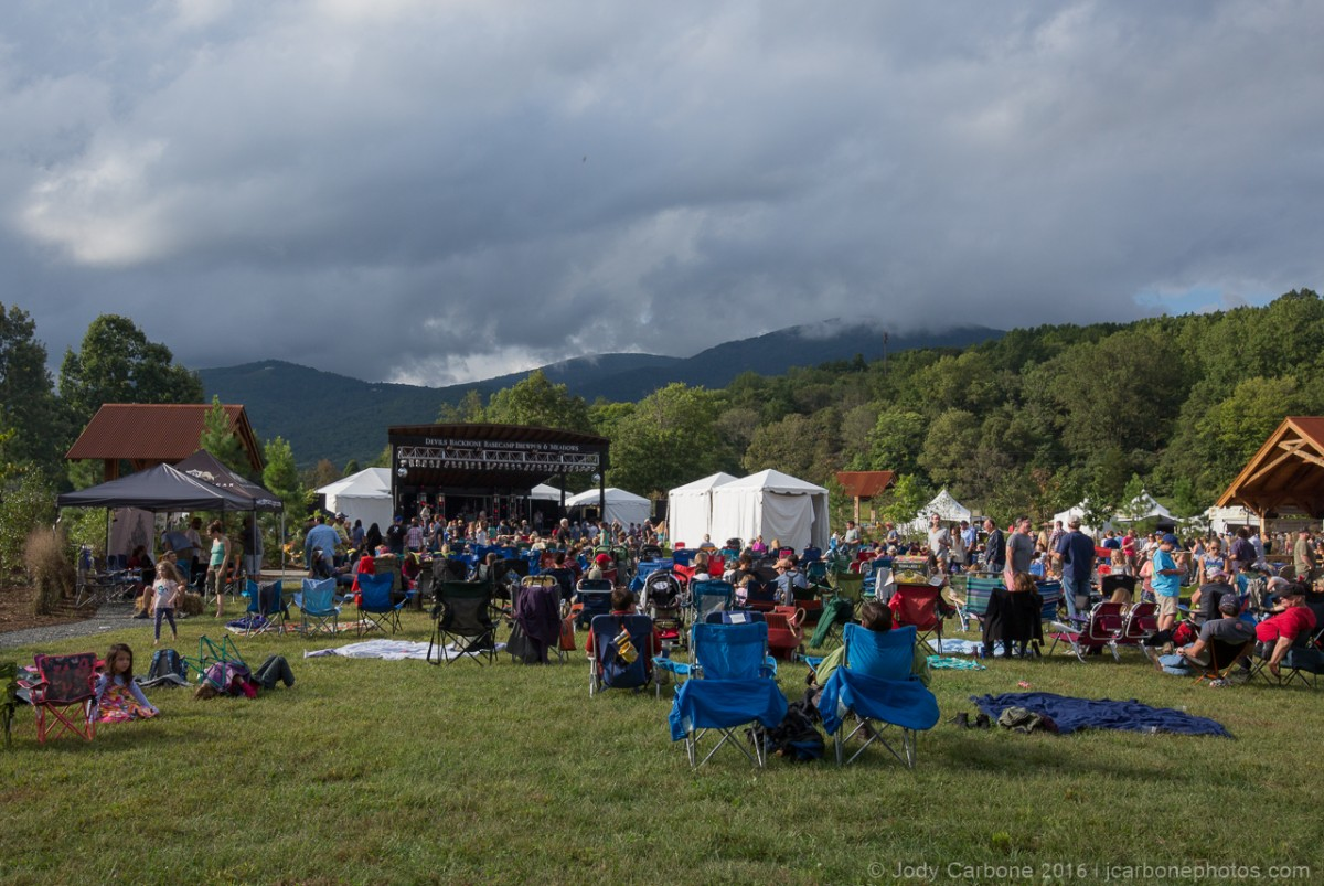 Devils Backbone Hoopla Review : Sept 29-Oct 2, 2016, Roseland, VA