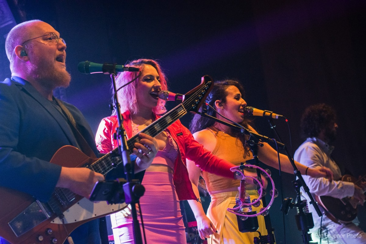 Show Review: Turkuaz and New Mastersounds 12.8.16 at The Rex Theater, Pittsburgh, PA