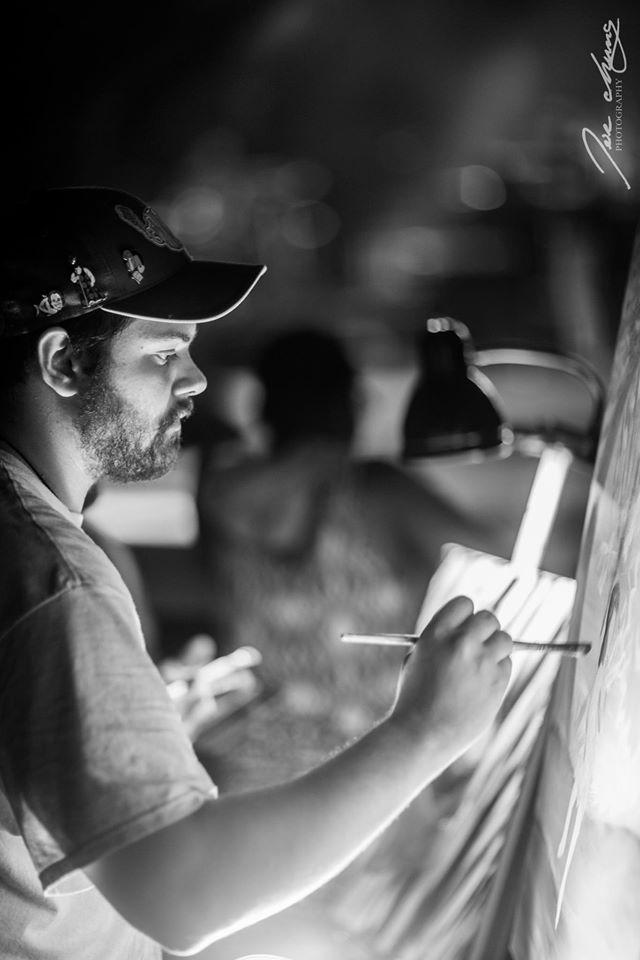Artist Spotlight: Patrick Milescu