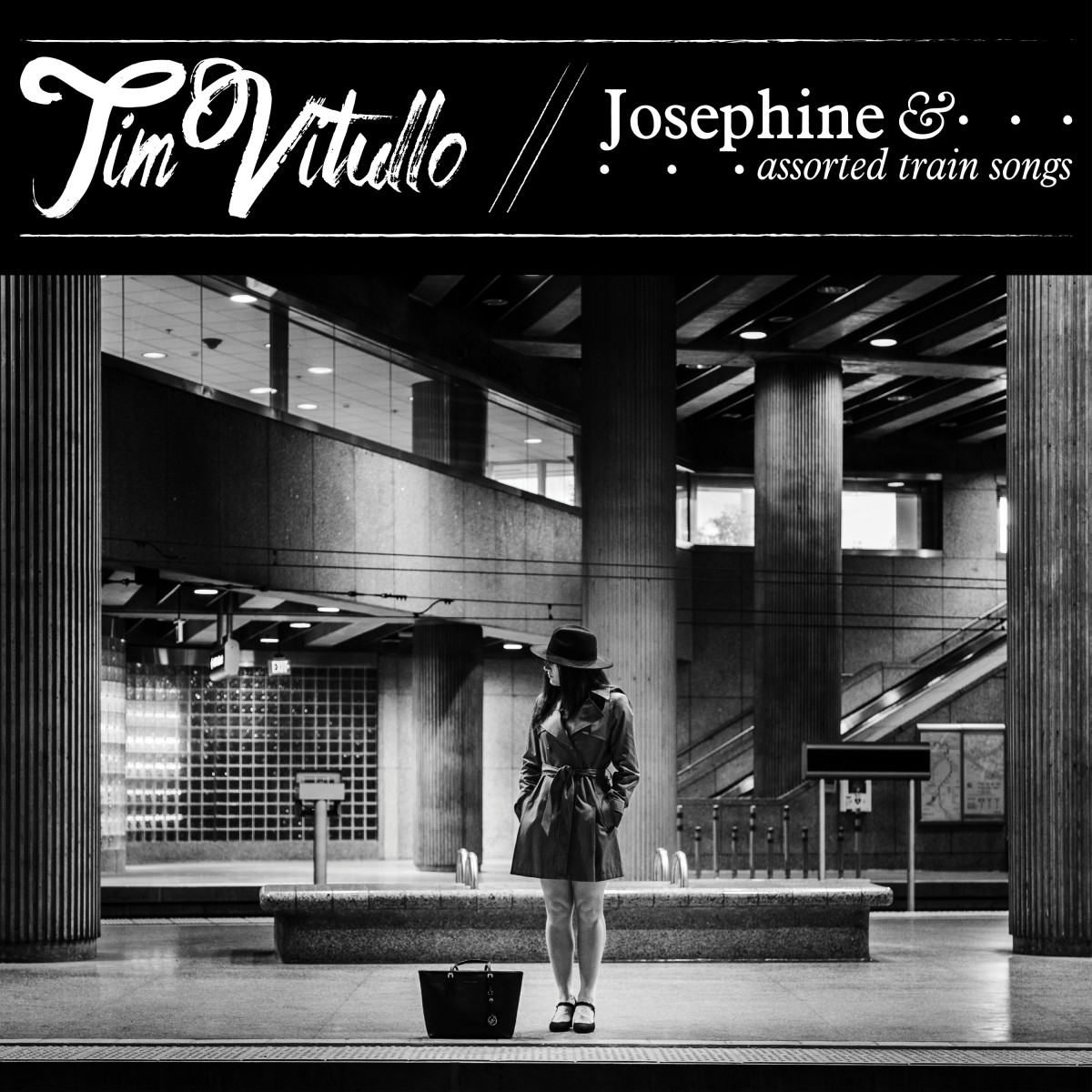 Album Review: Tim Vitullo, Josephine & Assorted Train Songs