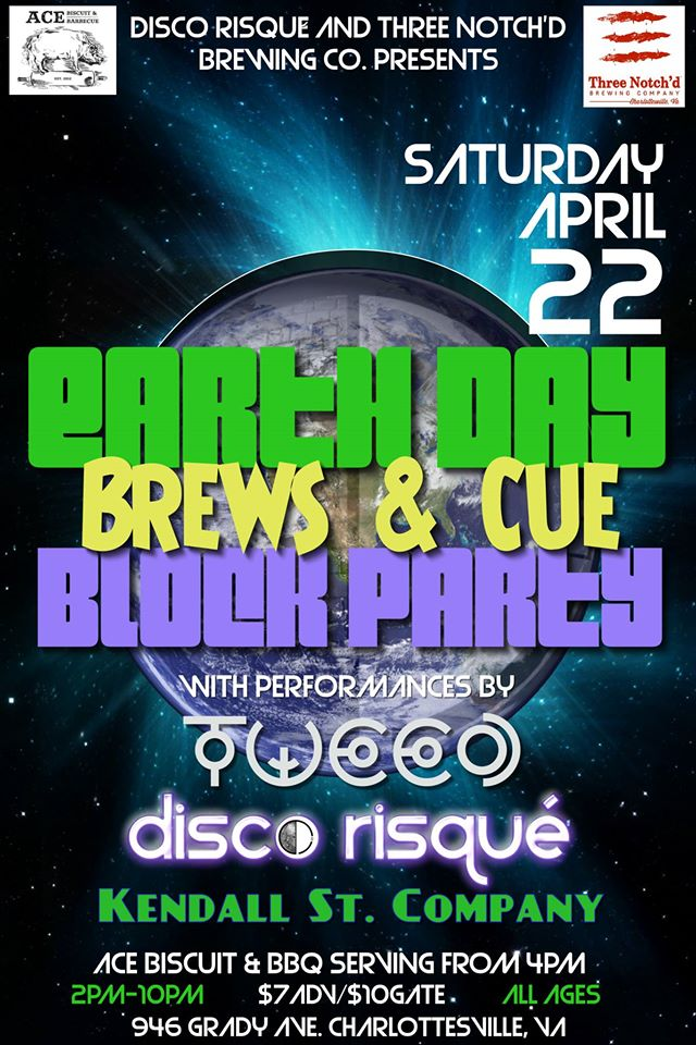 Preview: Get to Know Disco Risque and their April 22 Earth Day Celebration with Tweed