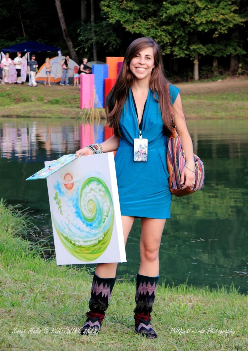 Artist Spotlight: Sweet Melis