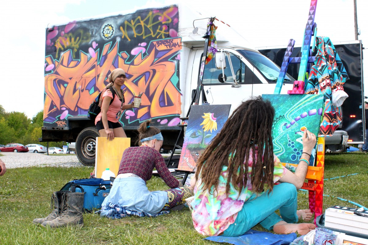 Review: Alchemy Rising Music & Arts Festival