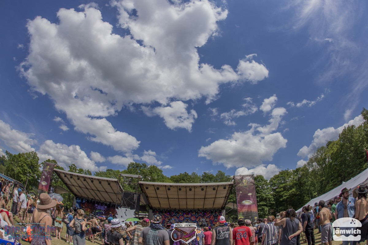 Review: Disc Jam Music and Arts Festival, Stephentown, NY, June 8-11, 2017