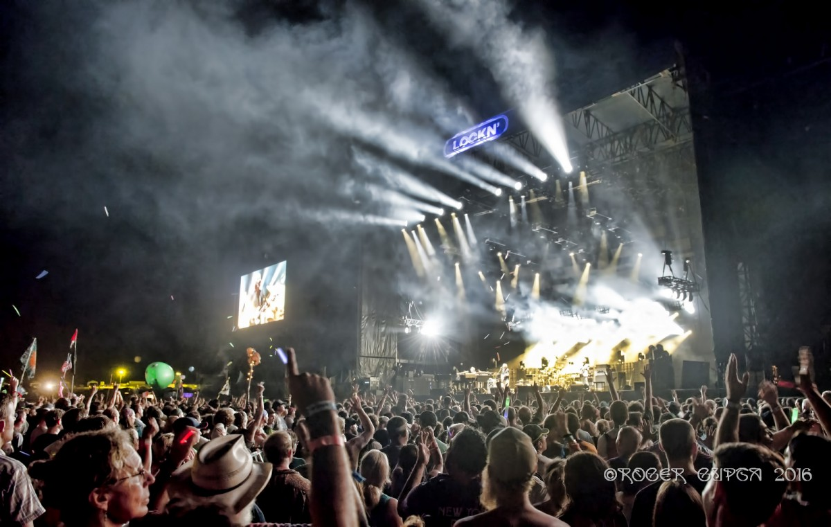 Lockn' Festival Insights with Dave Frey