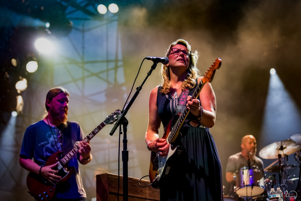 Photo Slideshow: Tedeschi Trucks Band, The Wood Brothers, Hot Tuna 7.19.17 in Indianapolis, IN