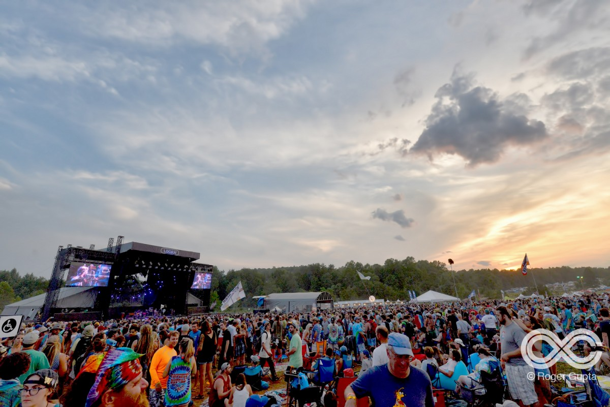 Festival Review: LOCKN' Brought the Love, Aug 24-27, 2017, in Arrington, VA