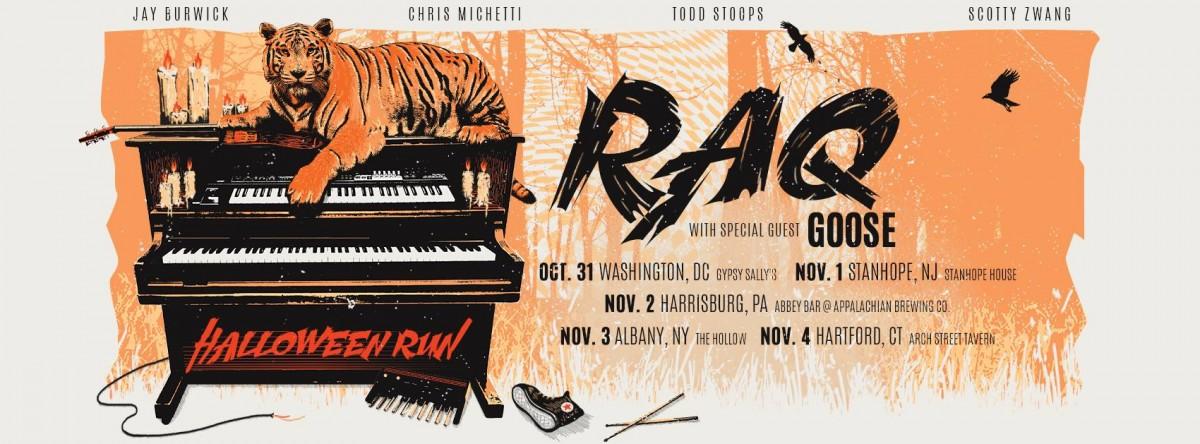 Strong Run Week One!  Taco Interviews RAQ about their Upcoming Halloween Run