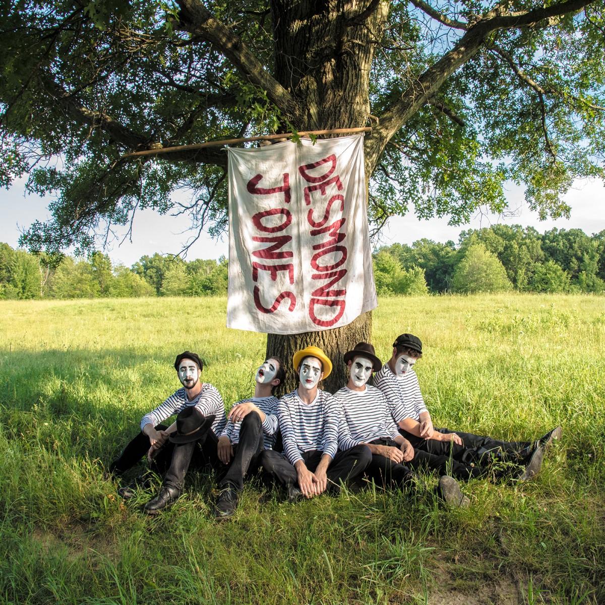 Album Review: Desmond Jones, Desmond Jones