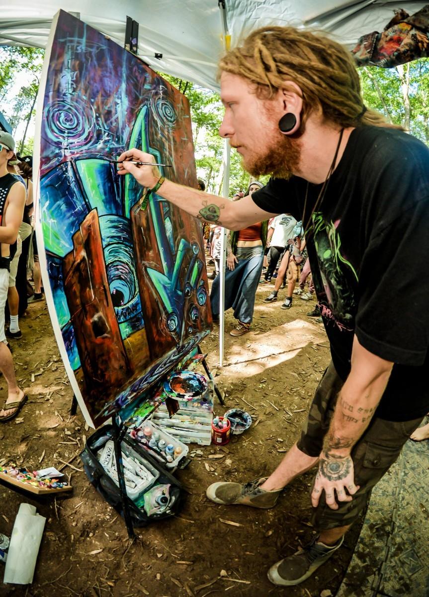 Artist Spotlight: Aaron Raybuck