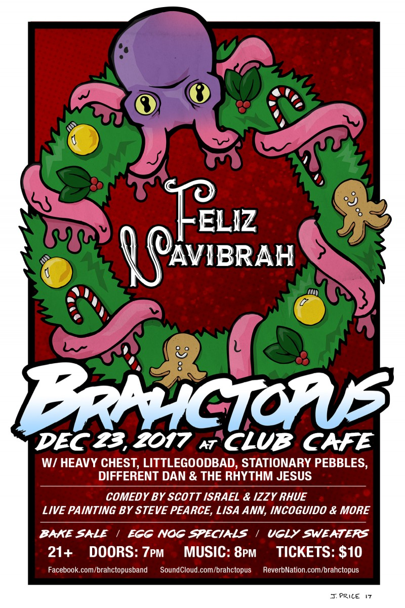 Feliz NaviBRAH! Exclusive Interview with Brahctopus about Feliz NaviBRAH! Dec 23rd, 2017