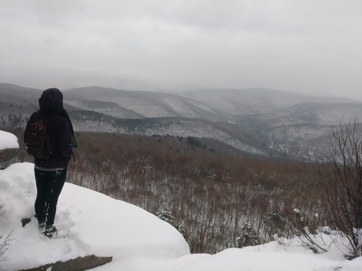Catskill Winter Hikes
