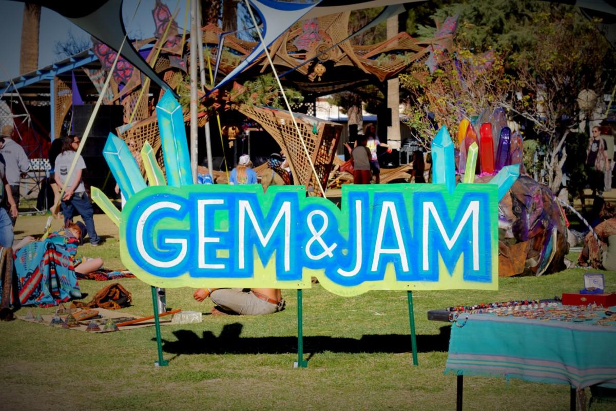 Festival Review: Gem & Jam Festival, January 25-28, 2018, Tucson, AZ