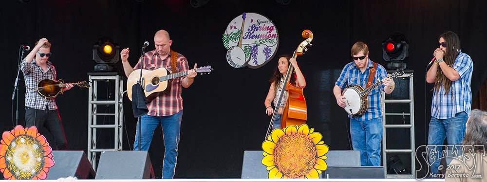 Sowing the Seeds of Music : What makes Suwannee Spring Reunion Special
