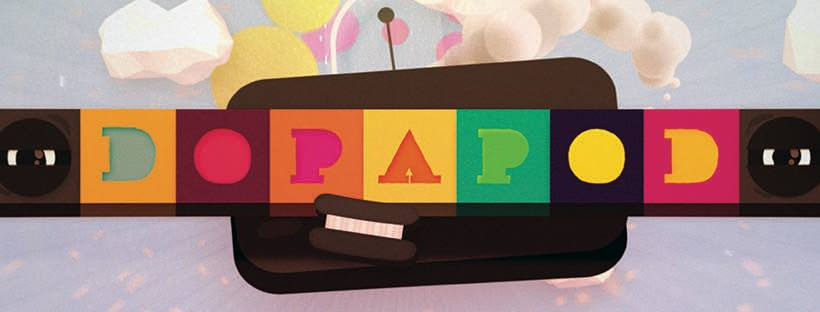 """Dopapod Releases Animated Music Video """"Mucho"""""""