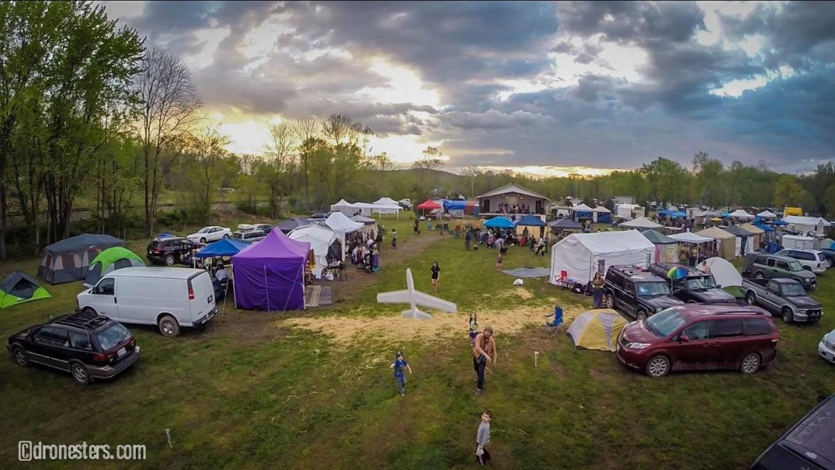 Can You Dig It?  Sleepy Creek Spring Dig is THIS WEEKEND May 4-6, 2018