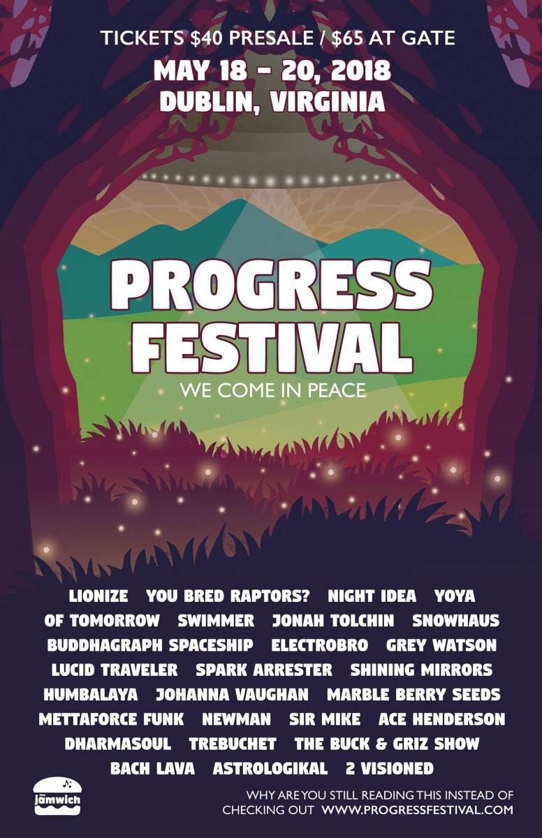 "Preview: Insights with the Organizer of Progress Fest 2018 – A ""DIY"" Festival"