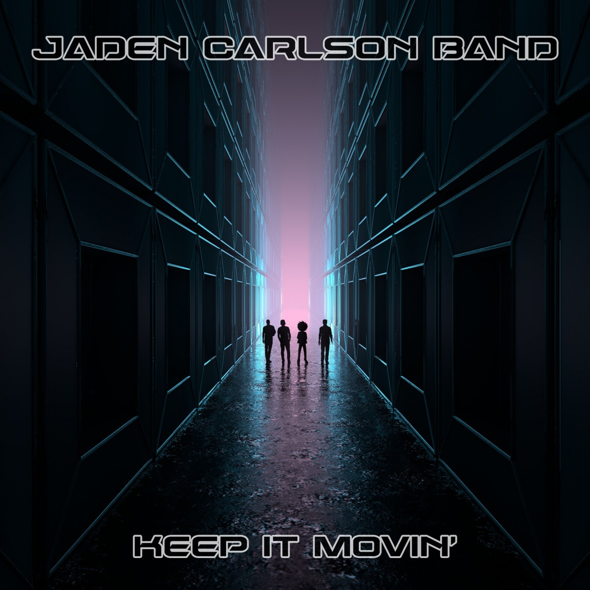 Album Review: Jaden Carlson Band, Keep it Movin