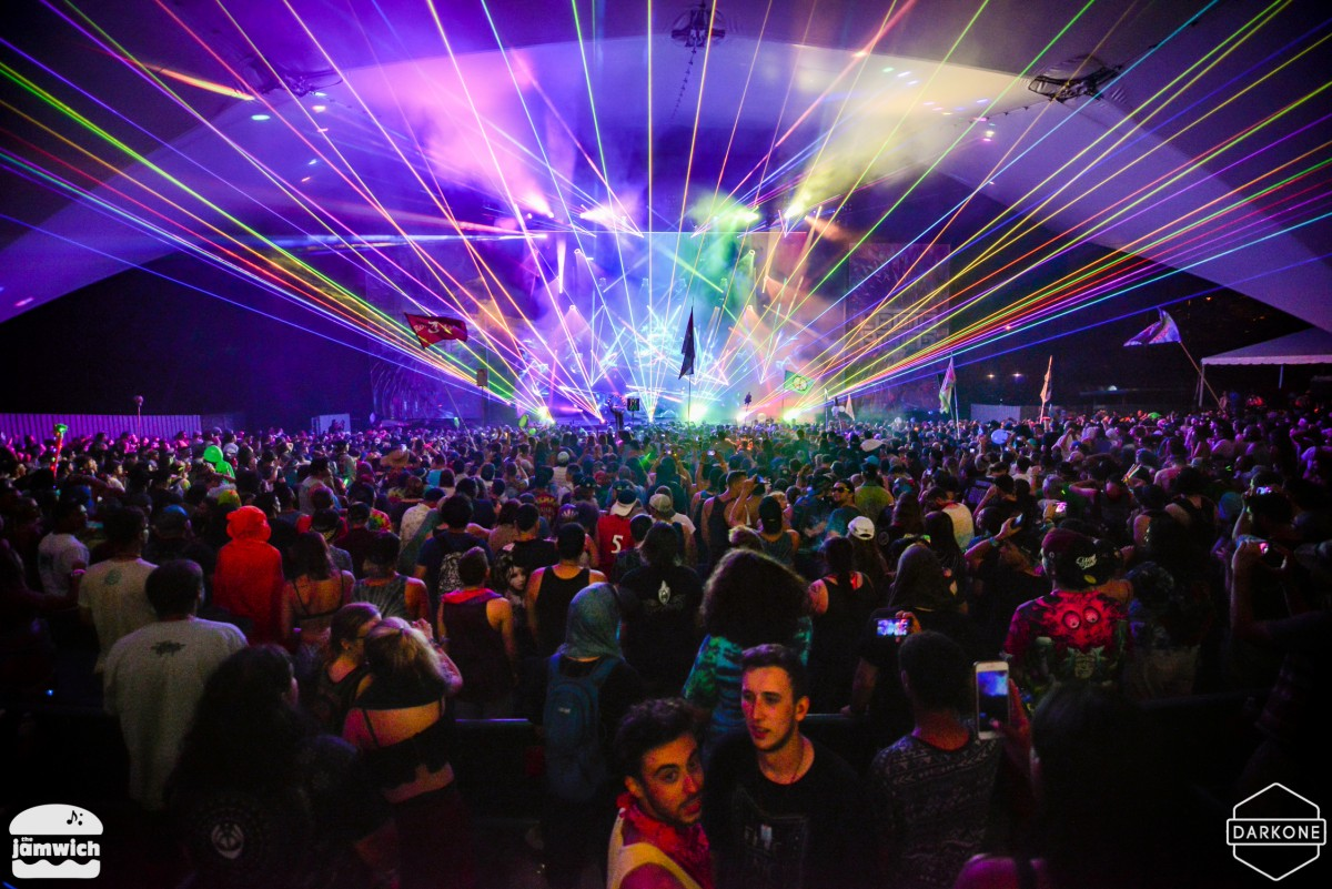 Festival Review: Not for the Faint of Heart – A Wild Weekend at Camp Bisco July 12-14, 2018