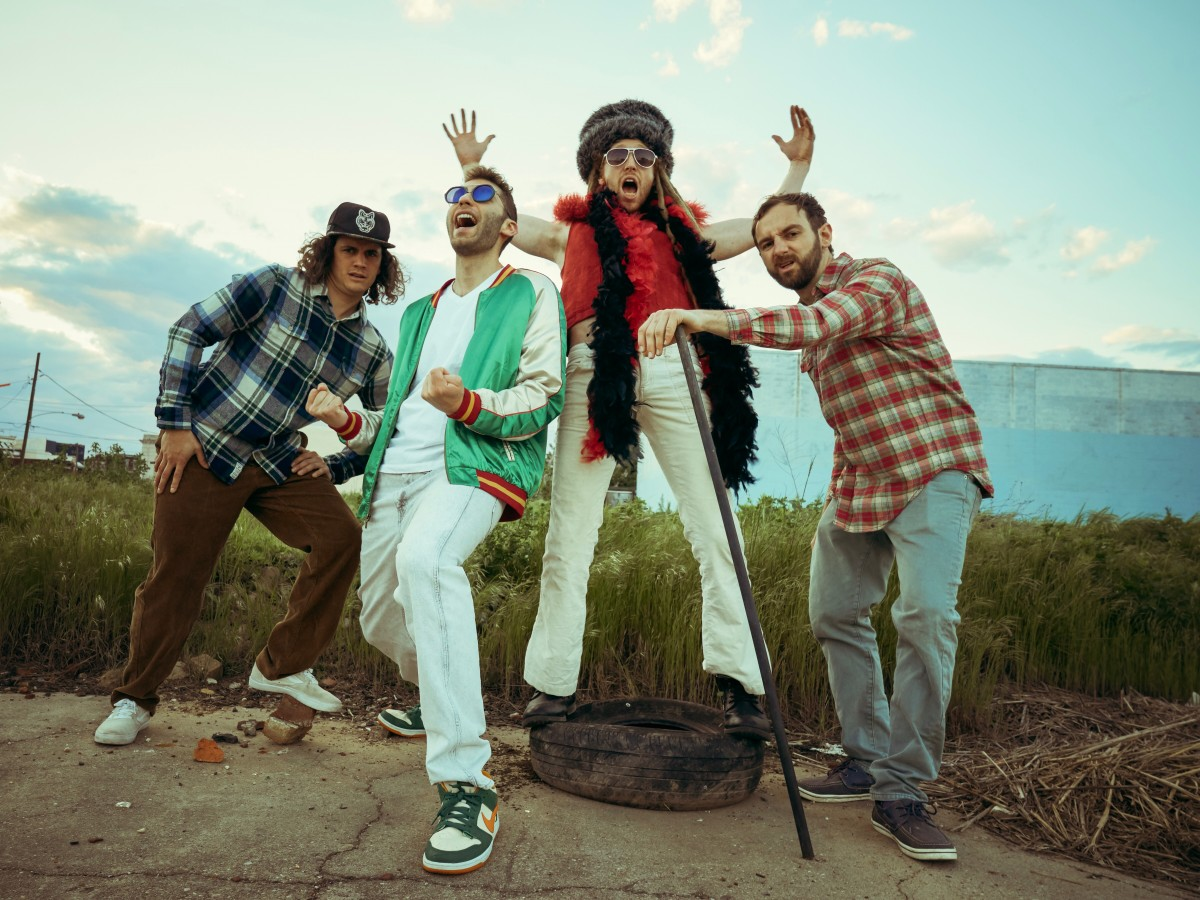 "Philly's Tweed Gets Dirty and Disco in Video Premiere of Single ""El Sucio Grande"""