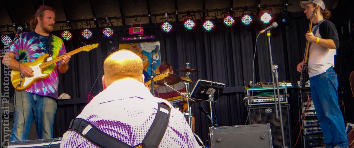 Festival Review: Celebrating Friendship at Larrypalooza IV-The Big One