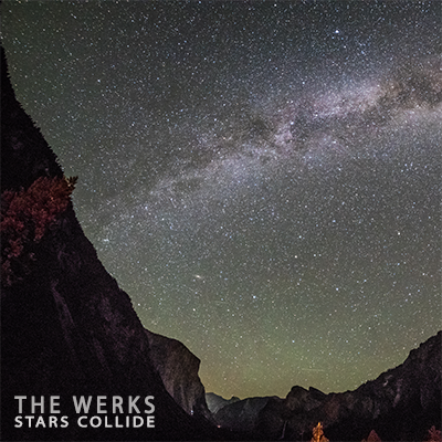 """The Werks Debut New Single """"Stars Collide"""" – Listen Now + Interview with Drummer & Vocalist Rob Chafin"""
