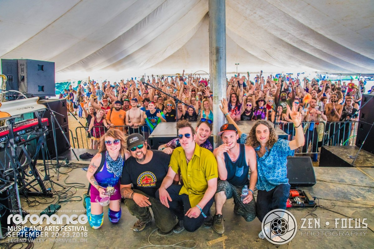 Exclusive Interview with LITZ : Together Again with Papadosio at the Rex Theater in Pittsburgh, November 24th