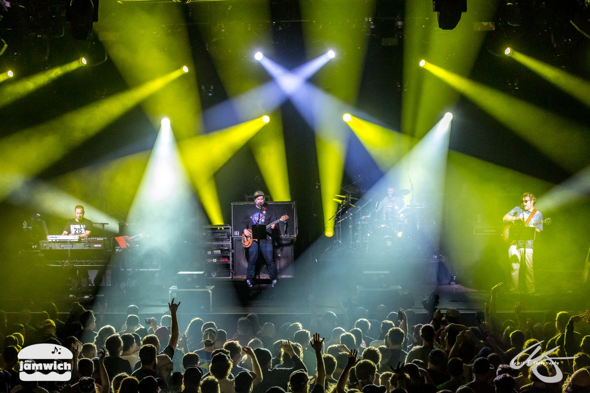 """A Resounding """"YES!"""": The Disco Biscuits New Year's Eve Run The Fillmore Philadelphia, PA 12/28/2018-12/31/2018"""